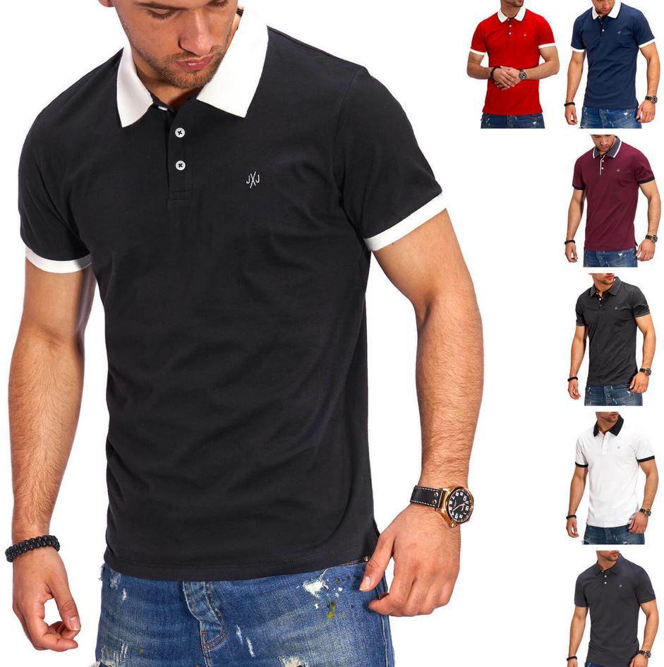 Jack & Jones Herren Poloshirts bis 3XL für je 15,99€ (statt 21€)