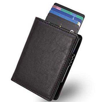 Kreditkartenetui mit Geldklammer & RFID Schutz für 6,98€ (statt 15€)