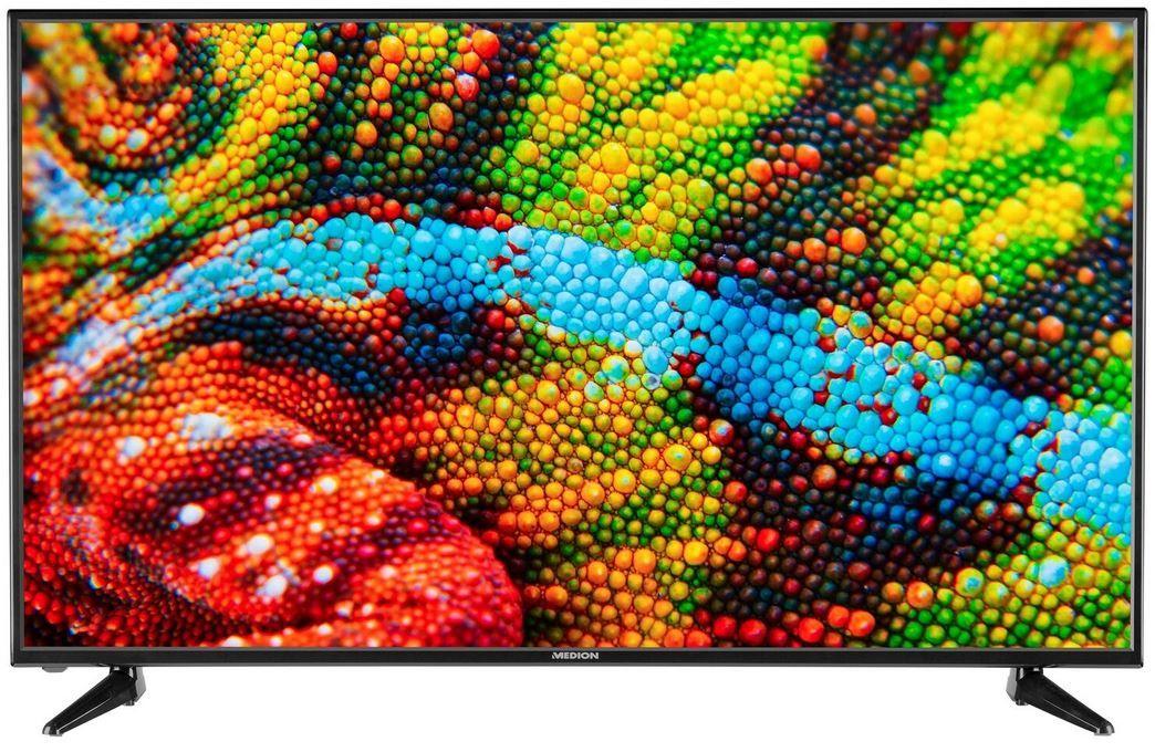 MEDION P15522   58 UHD Smart TV mit PVR und HDR für 359,99€ (statt 419€)