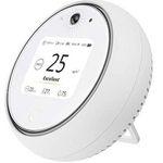 Koogeek Wi-Fi Smart-Luftqualitätsmonitor für Apple HomeKit mit 2,8″ Display für 79,99€ (statt 120€)