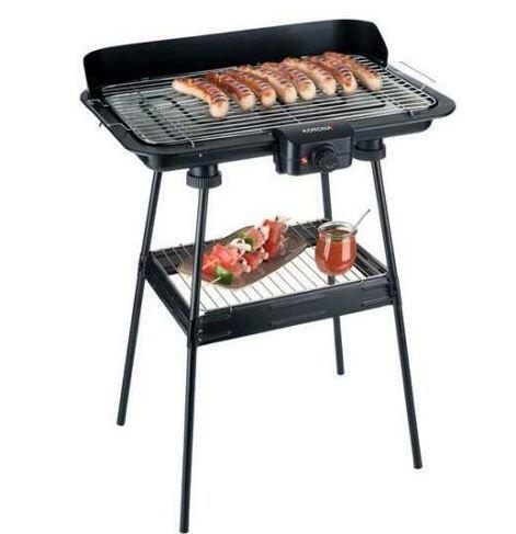 Korona Barbecue Standgrill XXL Grillrost 2in1 Tischgrill für 39,90€ (statt 45€)