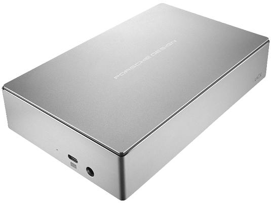 Vorbei! LaCie Porsche Design Desktop Festplatte mit 6 TB (3,5, USB 3.0) für 119€ (statt 184€)