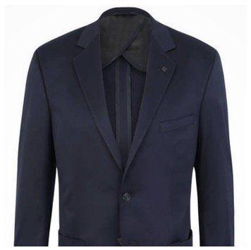 Karl Lagerfeld Sakko Smart in Regular Fit aus Baumwolle für 143,99€ (statt 300€)