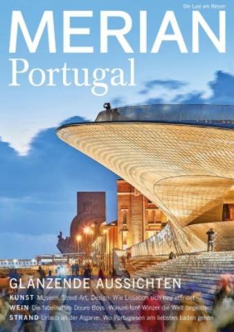 Merian Reise Magazin im Jahresabo für 29,95€ (statt 103,80€)
