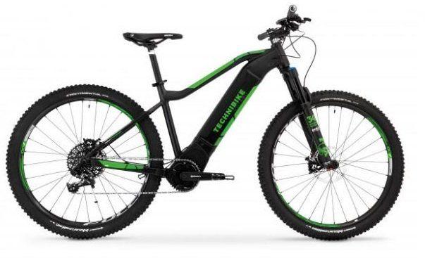 TECHNIBIKE Votaro Hardtail Mountainbike mit 27.5 und 600 Wh für 3.499€ (statt 3.929€)
