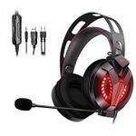Onikuma Gaming-Headset 7.1 mit lärmreduziertem Mikrofon für 14,99€ (statt 29€)