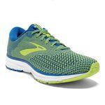 Schnell? Brooks Revel 2 Herren Runningschuh in Gelb-Blau in vielen Größen für 47,44€ (statt 88€)