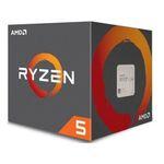 AMD Ryzen 5 3600 Prozessor Boxed (6-Core, 3.6GHz, Socket AM4) inkl. Lüfter für 157,54€ (statt 179€)