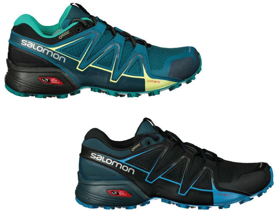 Salomon Speedcross Vario 2 GTX   Damen & Herren Trailrunning Schuhe für je 79,99€ (statt 95€)
