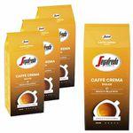 4kg Segafredo Caffe Crema Ganze Bohne für 44€ – pro kg nur 11€ inkl. Versand