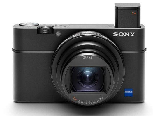 Sony stellt neue Kompaktkamera RX100 VII vor   Verkaufsstart im August