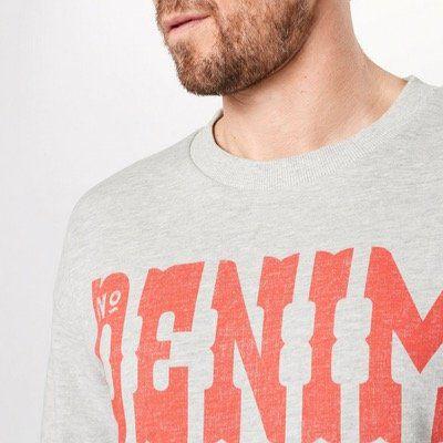 Tom Tailor Denim Herren Sweatshirt für 10,71€ (statt 22€)