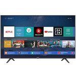HISENSE H43B7100 LED-TV (Flat, 43 Zoll/108 cm, UHD 4K, SMART TV) für 279€ (statt 355€)