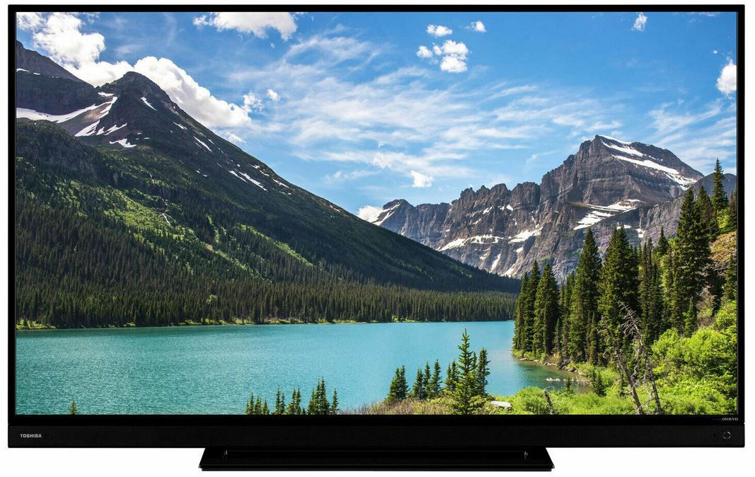 Toshiba 43T6863DA   43 Zoll UHD smart TV für 269,90€ (statt 320€)