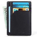 Vemingo Mini Echtleder-Geldbeutel Kartenetui mit RFID-Schutz nur 9,49€ (statt 19€) – Prime