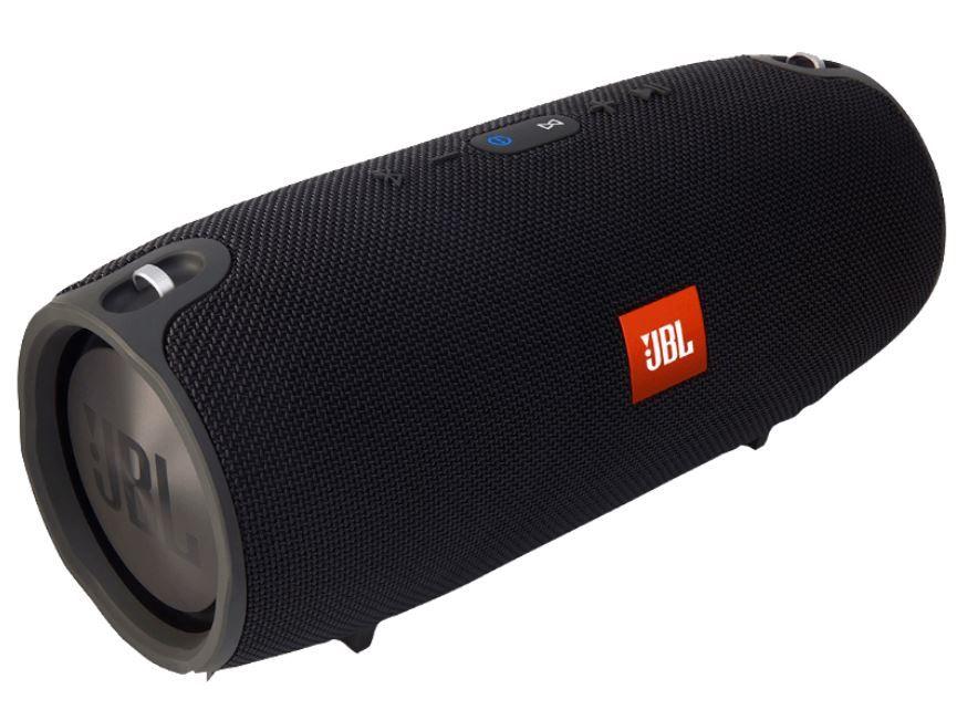 Abgelaufen! JBL Xtreme  spritzwasserfester Bluetooth Lautsprecher in Schwarz für 119,99€ (statt 156€)