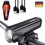 Cree-LED Fahrradlicht-Set aus Front- und Rücklicht mit StVZO-Zulassung für 19,99€