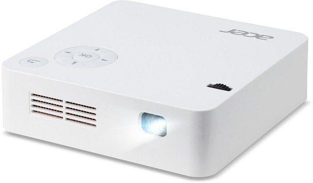 ACER C202i Beamer mit 250 ANSI Lumen und integrierten Akku für 177,66€ (statt 217€)