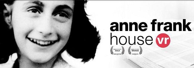 """Kostenlos: """"Anne Frank House VR"""" für die Oculus Quest"""