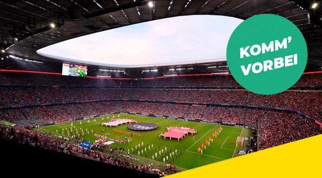 München: Kostenlos zum Audi Cup 2019 für Schüler