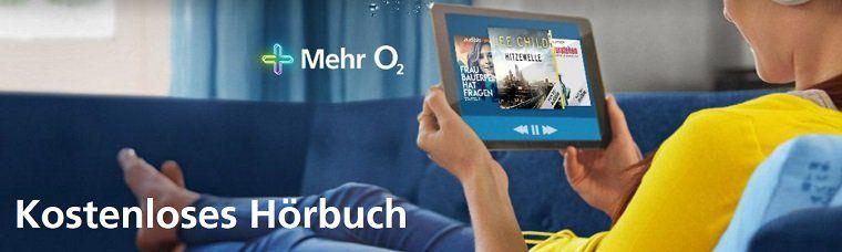 o2 Kunden: Kostenlos Audible Hörbuch herunterladen