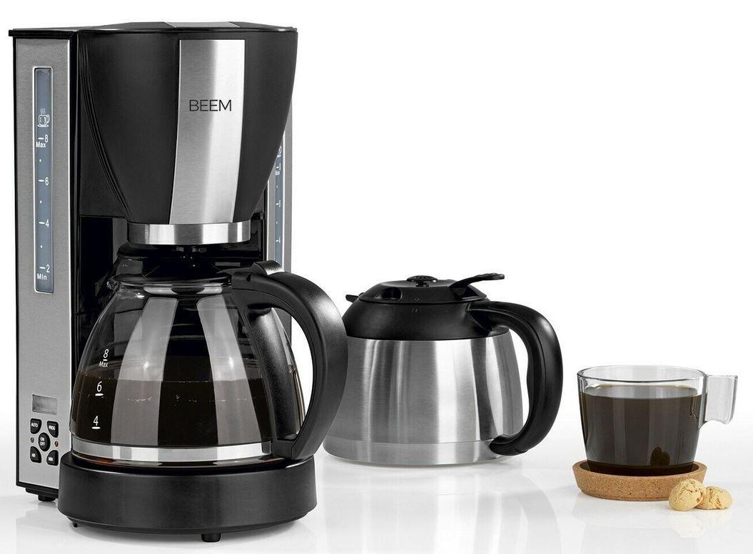 BEEM FRESH AROMA SELECT Filterkaffeemaschine   Duo für 49,90€ (statt 70€)