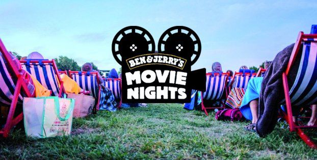 Ben & Jerrys Eis & Open Air Kino kostenlos