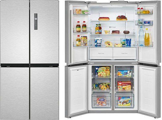 Bomann KG 7307 French Door Side by Side Kühlschrank (469 L) für 599€ (statt 639€) + 70€ Coupon