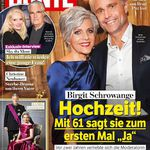 """Top! 33 Ausgaben der """"Bunte"""" für 128,70€ + 120€ Verrechnungsscheck"""