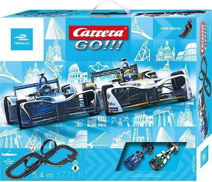 Carrera GO!!! Formula E Rennbahn für 36,99€ (statt 60€)