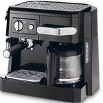 DELONGHI BCO410 Kombi Espresso- und Kaffeemaschine für 95,80€ (statt 106€)