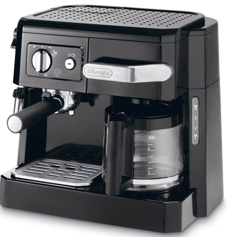DELONGHI BCO410 Kombi Espresso  und Kaffeemaschine für 95,80€ (statt 106€)