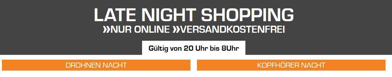 Saturn Late Drohnen & Kopfhörer Night: z.B PARROT ANAFI   4K HDR Kamera Drohne für 569€ (statt 650€)