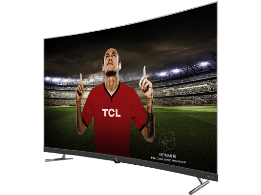 TCL 55DP670 Curved LED TV (55, UHD, Smart TV) für 399€ (statt 439€)
