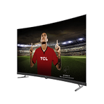 TCL 55DP670 Curved LED TV (55″, UHD, Smart TV) für 399€ (statt 679€)