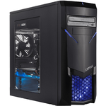 CAPTIVA I47-940 Gaming-PC (i5, 8 GB RAM, 120 GB SSD, 1 TB HDD, GeForce RTX 2060) für 844€ (statt 1.139€)