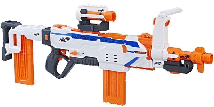 HASBRO Nerf N Strike Modulus Regulator für 42€ (statt 49€)