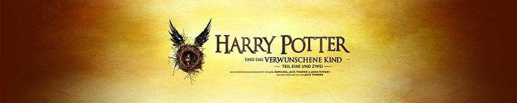 Tickets für Harry Potter und das verwunschene Kind inkl. ÜN im 4 Hotel in Hamburg (Frühjahr 2020) ab 189€ p.P.