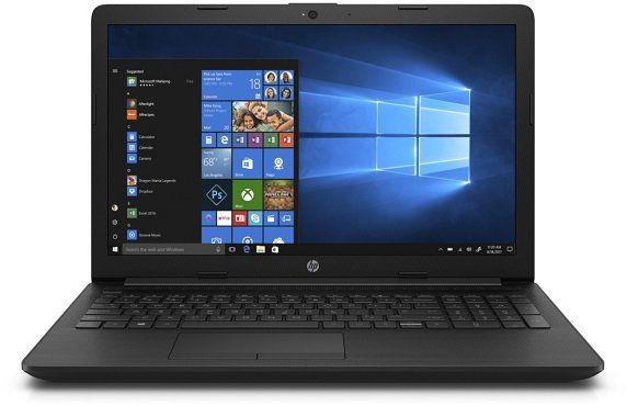 HP 15 db0321ng Notebook mit 15.6, Ryzen5, 16GB RAM, 1TB HDD, 256GB SSD, Radeon Vega 8 für 499€ (statt 604€)