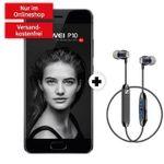 HUAWEI P10 + Sennheiser CX6 für 4,99€ + Telekom oder Vodafone Flat mit 2GB LTE für 11,99€ mtl.