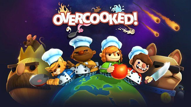 Gratis: Overcooked! im Epic Games Store (IMDb 7,9/10)