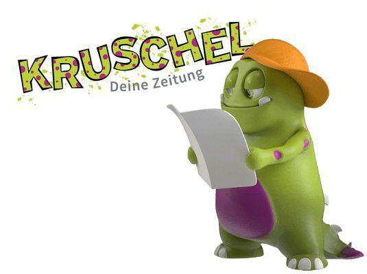 Kinderzeitung Kruschel Post für 4 Wochen gratis