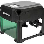 Kompakte KKmoon DIY Desktop Laser-Gravur Maschine mit 3000mW für 91,87€ – Versand aus DE