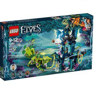 LEGO Elves (41194)   Nocturas Turm und die Rettung des Erdfuchses für 40€ (statt 47€)