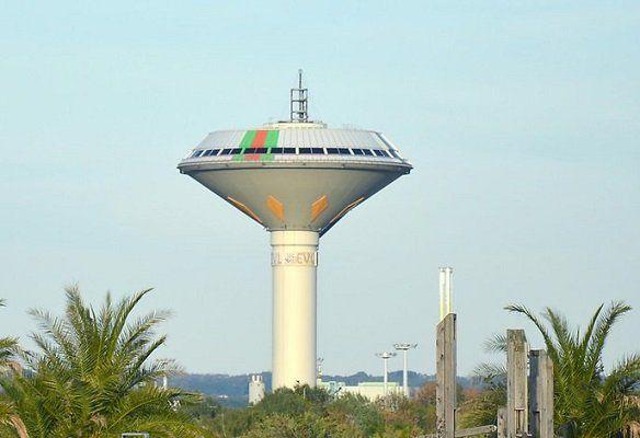 Leverkusen: Freier Eintritt auf den Wasserturm