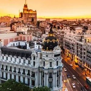 Spanien: Hin  & Rückflug von Berlin nach Madrid ab 25,61€