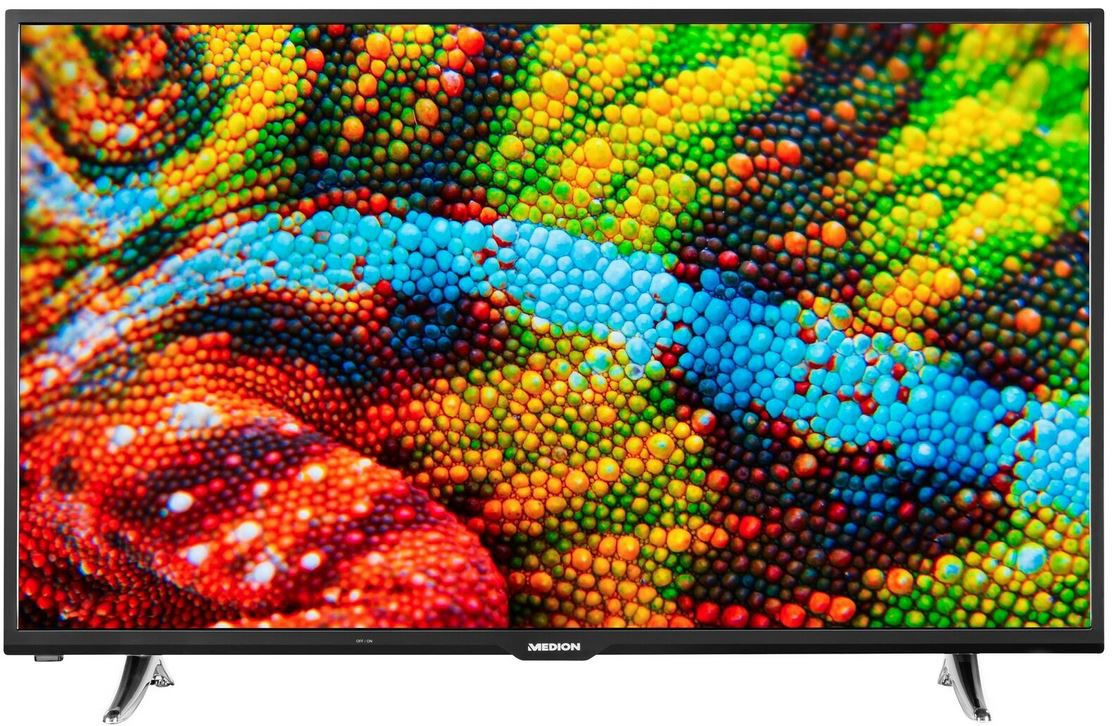 MEDION P15026   50 FullHD Smart TV für 229,99€ (statt 320€)