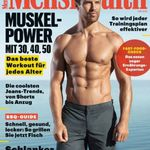 Jahresabo Men's Health für 54€ + Prämie 50€ Bestchoice Gutschein