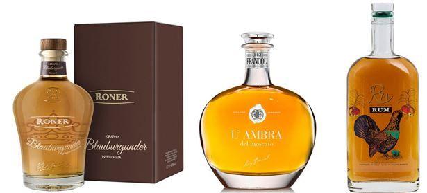 Spirituosen Sale bei Veepee: z.B. Grappa Ambra Del Moscato ab 44,99€ (statt 57€)