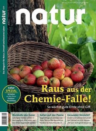 Natur Jahresabo nur 87,40€ + 85€ Bestchoice Gutschein